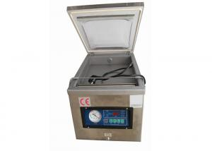 China Stainless Steel Industrial Vacuum Packaging Machine For Small Factories on sale