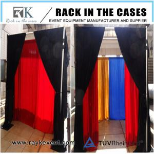 China 10ft Portable Pop Up fabric backdrop from RK China on sale