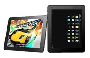 China 1024 * 728 Resolution 9.7'' MID Umpc Tablet PC With 10 Point Multi-touch Panel Screen on sale