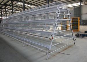 China 3 Tiers Pakistan Livestock Farming Equipment 96 Birds Egg Laying Hens on sale