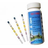 China 6 in 1 swimming test strips on sale