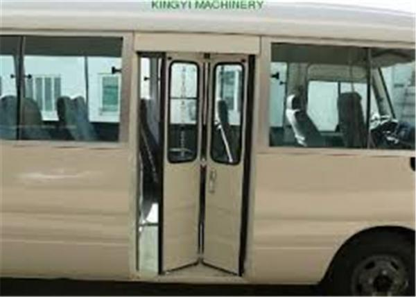 LH / RH Open Direction Automatic Bus Door System Electric