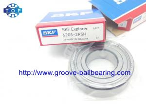 China SKF 6204-2Z / C3 6204ZZ Single Row Radial Ball Bearing Sealed Ball Bearing 20x47x14mm on sale
