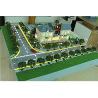 China Abs and acrylic scale 3d physical architectural models for real estate marketing on sale