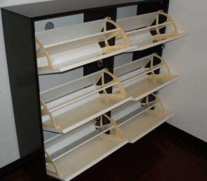 Wooden Shoe Box Storage.Multi Function Wooden Shoe Rack Cabinet Indoor Large