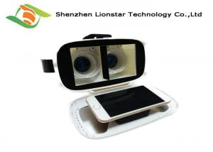 China Smartphone Mobile Virtual Reality Headset 3D Glasses VR Box 3.0 190*120*105mm on sale