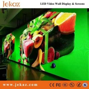 China Jekaz high quality full color xxx china indoor led display xxx pic P2.5/P3/p4/P5/P6 on sale