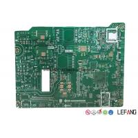 UL Approved FR4 PCB Board Green Solder Mask For Security Surveillance