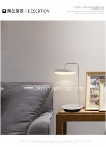 China BV2177-1T  Aliminum LED Table Lamps Acrylic  White Color Size 200*300MM on sale