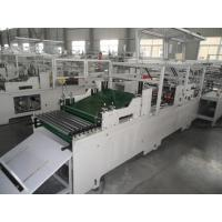 China Exported to RUSSIA With video semi automatic paper bag making machine on sale