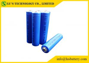 China 320mah 3.7 Volt Lithium Ion Rechargeable 10440 Li Ion Battery Durable on sale