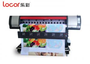 China 64 Inch Heat Transfer Printing Machine , Large Format Sublimation Printer 220kg on sale