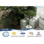 Produtos químicos líquidos do agente da remoção do metal pesado para o tratamento da água dos íons do metal