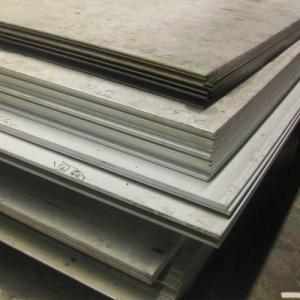 China 20mm 10mm 4mm Stainless Steel Sheet , Custom Cut Stainless Steel Sheet on sale