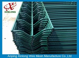 China Hot Dipped Galvanized Pvc Coated Welded Wire Mesh Panels Unique Design on sale