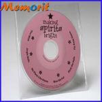 réplica CD del DVD del diámetro de 700MB/de 8.5GB 120m m con el empaquetado de la manga del papel del PE