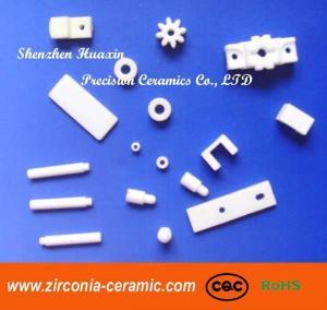 China alumina ceramic electrical insulaton part/ceramic component/ceramic insulator for electrical on sale