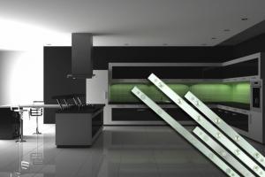 China LED Cabinet Light on sale