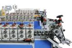 Automatic High Precision V Band Clamp Cold Roll Forming Machine