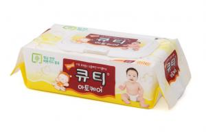 China Medical grade Natural Organic Bamboo Baby Wet Wipes,Soft Baby Wipes on sale