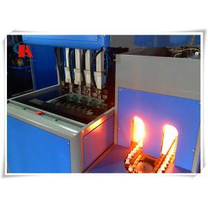 China High Efficiency Semi Automatic Plastic Moulding Machine 300 - 400BPH Output on sale