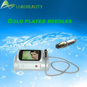 China 2016 Newset china supplier acne scar removal rf micro needle machine for salon or spa on sale