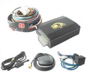 China Dual simcards TK103-2 realtime gps tracking for car on sale