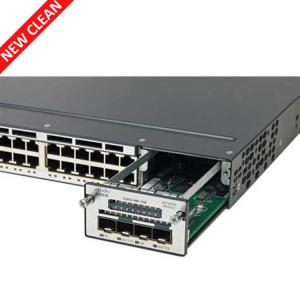 China WS-C3560X-48P-E Cisco Switch 3560 Series 48 Port Gigabit PoE network Switch on sale