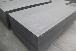 China Tongue And Groove Fiber Cement Board Panels For Floor High Density Anti Crack on sale