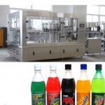 Máquina de enchimento carbonatada da bebida