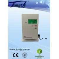 High accuracy Carbon Monoxide Detector and Controller with temp & humidity