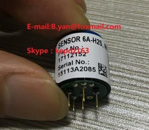 China Industrial Scientific Corporation   hydrogen sulfide  SENSOR  6A-H2S   17112152  5Pin   Gas sensor on sale