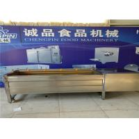 China High Cleanliness Potato Washing Machine Anti Rust Water Saving For Potato Farm on sale
