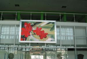China 2R1G1B Full Color Sports Indoor LED display P10 High Resolution on sale