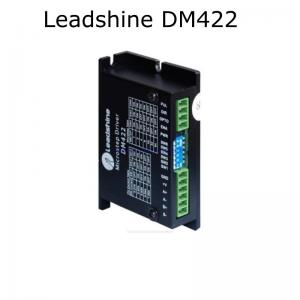 China 2 phase  Leadshine stepper motor controller DM442 match nema17 to nema 23 motor low-speed smoothness on sale