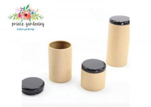 China Black Yellow Red Multipurpose Paper Core Tube Paper Packaging Tank On Sale
