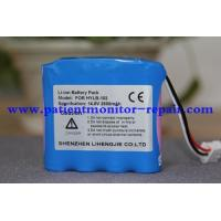 Used Medical Equipment Accessories , Edan SE-3 - 2 Unidades 2 ECG Machine Compatible Battery PN FOR HYLB-102
