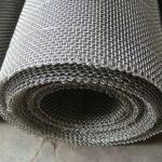 End Finish Type Crimped Wire Cloth Galvanized Customized Size With Sleeve Edges