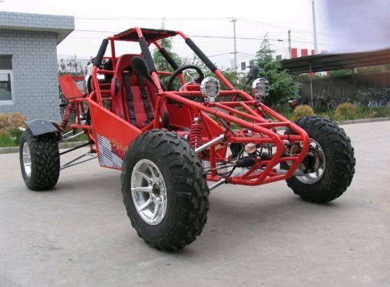 250cc uno Seater Buggy/Go Kart-Turbo opcional (series de