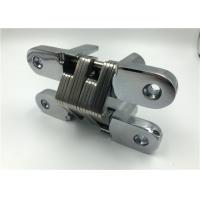 China Fireproof Invisible Spring Hinges For Security Door , Entrance Door on sale