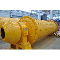 China Copper 35% Recycling Rate 4tph Ball Mill Crusher on sale
