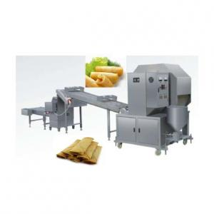China 3500pcs/H Chapatti Automatic Samosa Sheet Making Machine on sale