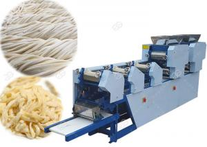 China 300kg / H Automatic Chow Mein Making Machine , Durable Udon Maker Machine on sale
