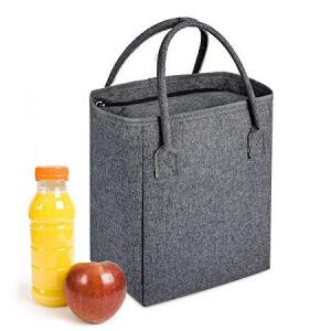 China Large Thermal Cooler Lunch Bag , Keep Cool Insulated Bag 10.1 X 8.6 X 5.5 IN on sale