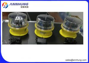 Quality LED / NVG IR LED 850nm Solar Airport Lighting / Portable Emergency Heliport for sale