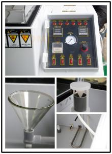China Composite Salt Fog Test Chamber , 270L Volume Hot And Humidity Test Chamber on sale