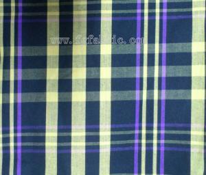 China Yarn dyed stripe fabric CWC-011 on sale