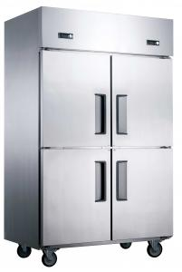 China SS Industrial Refrigeration Equipment Commercial Vertical Refrigerator Freezer on sale