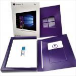 Genuine Full Version Microsoft Windows 10 Pro 32/64 Bit English Language 20GB Hard Disk