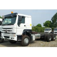 Powerful Concrete Mixer Truck With Reliable Engine Dual Circuit Compressed Air Brake